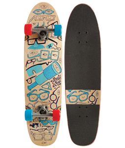 Gold Coast 4D Longboard Complete