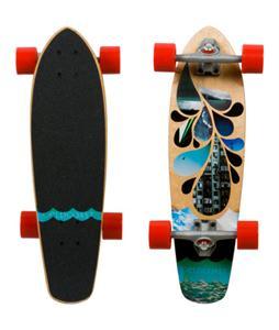 Gold Coast Blues Longboard Skateboard Complete