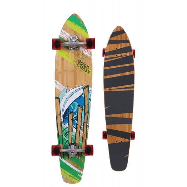 Gold Coast Boozal Nomad Longboard Skateboard Complete
