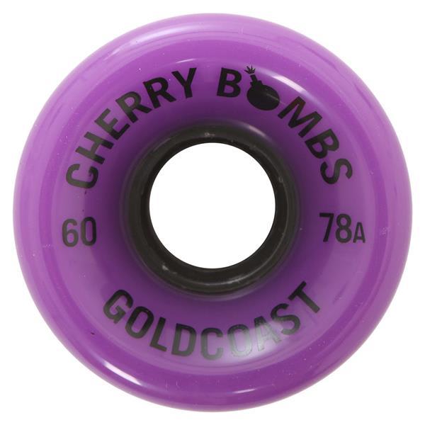 Gold Coast Cherry Bombs Longboard Wheels