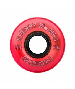 Gold Coast Cherry Bombs Skateboard Wheels TNT