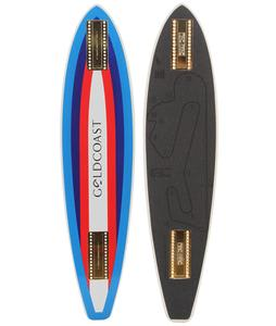 Gold Coast Circuit Tach Longboard Deck