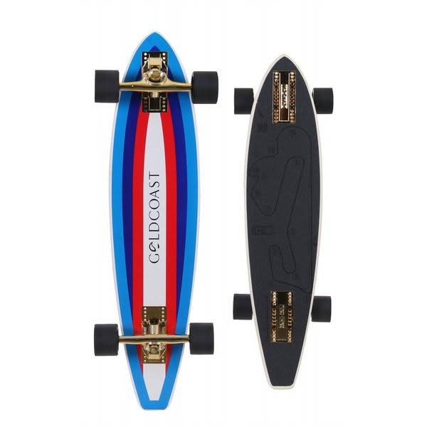 Gold Coast Circuit Tach Longboard Skateboard Complete