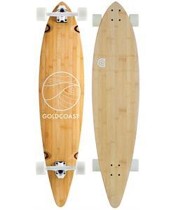 Gold Coast Classic Longboard Complete Bamboo