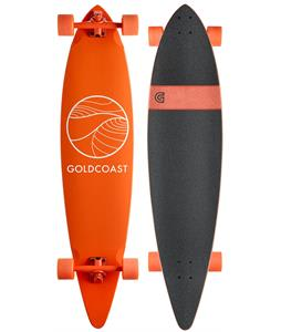 Gold Coast Classic Longboard Complete Orange