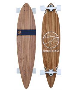 Gold Coast Classic Longboard Complete Zebra 44 x 10in