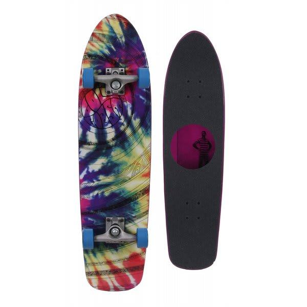 Gold Coast Dead Renegade Longboard Skateboard Complete