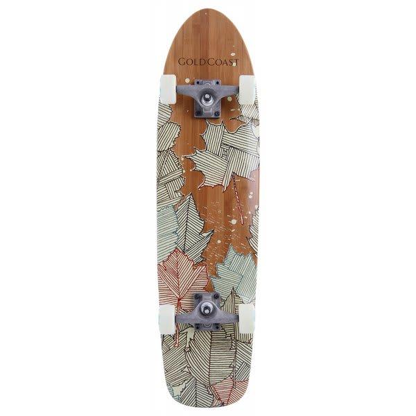 Gold Coast Falling Down Renegade Longboard Skateboard Complete