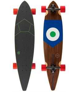Gold Coast Goal Longboard Complete Japan 40 x 9in