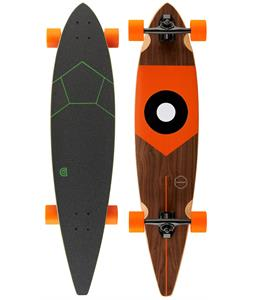 Gold Coast Goal Longboard Complete Netherlands 40 x 9in