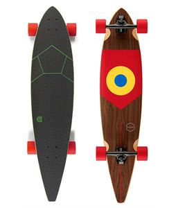 Gold Coast Goal Longboard Complete Spain 40 x 9in