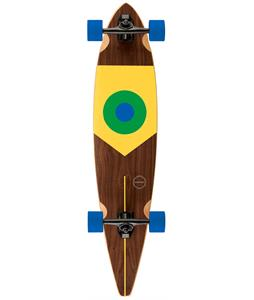 Gold Coast Goal Longboard Complete