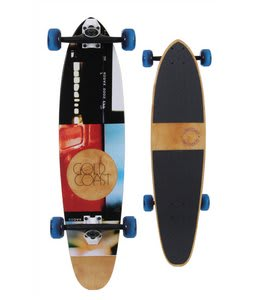 Gold Coast Hour Roller Fg Longboard Skateboard Complete