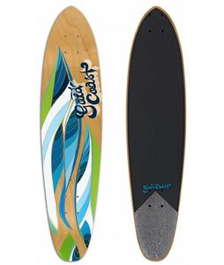Gold Coast Krafted Longboard Skateboard