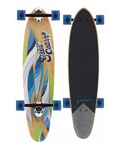 Gold Coast Krafted Roller Longboard Skateboard Complete