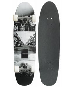 Gold Coast Latitide Longboard Complete