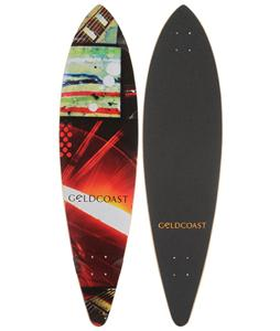 Gold Coast Over Exposed Renegade Longboard Deck