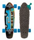 Gold Coast Pile Driver Longboard Skateboard Complete - thumbnail 1