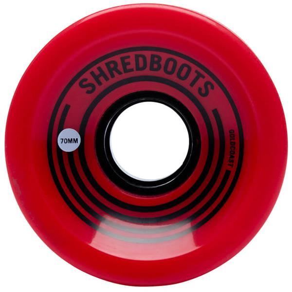 Gold Coast Shred Boots Longboard Wheels