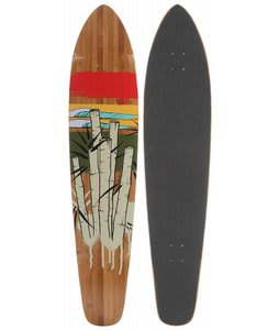 Gold Coast Sketchboo Longboard Skateboard