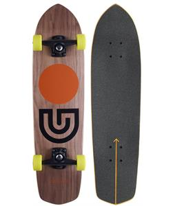 Gold Coast Slap Stick Cruiser Complete Walnut