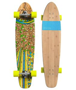 Gold Coast Snapper Longboard Skateboard Complete