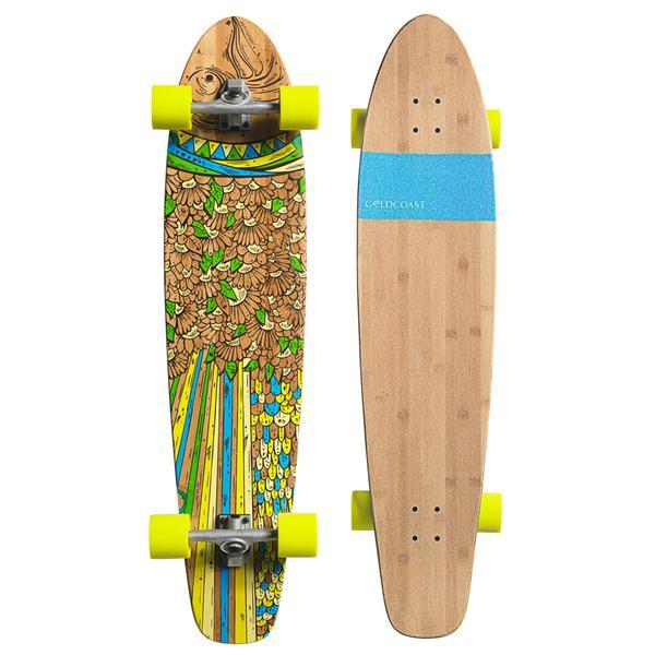 Gold Coast Snapper Longboard Skateboard Complete