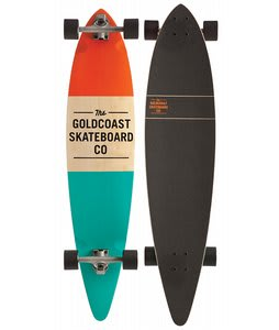 Gold Coast Standard Longboard Complete Orange