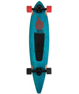 Gold Coast Studio Folk Pintail Longboard Complete