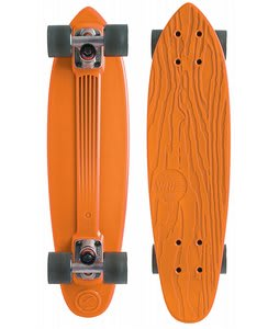 Gold Coast Whizz Longboard Complete Orange