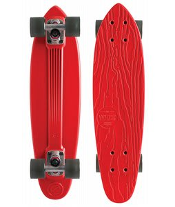 Gold Coast Whizz Longboard Complete Red