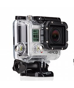 GoPro HD Hero3 Black Edition Camera