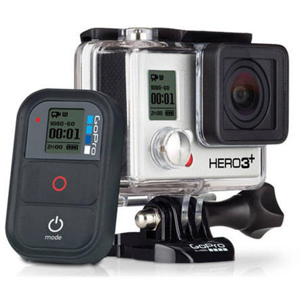 Gopro Hero3+ Camera Black Edition Adventure