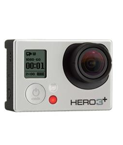 Gopro Hero3+ Camera Silver Edition