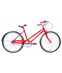 Gran Royale Aristocrat Bike Red 44cm