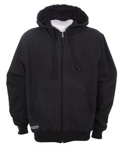 Gravis Transit Hoodie Black Microdot
