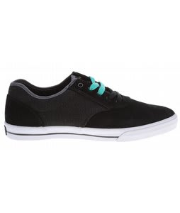 Gravis Arto Skate Shoes Black/Pool