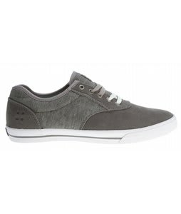 Gravis Arto Skate Shoes Pewter