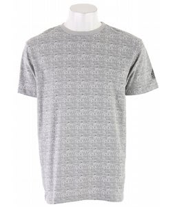 Gravis Bb Staple T-Shirt Wet Cement