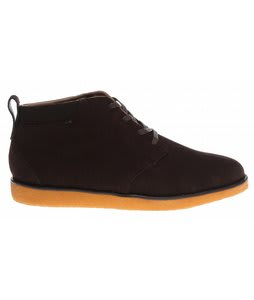 Gravis Carter Shoes Dark Coffee