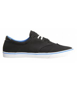 Gravis Filter Wingtip Skate Shoes Black Herringbone
