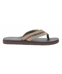 Gravis Hemperpedic Sandals Chocolate
