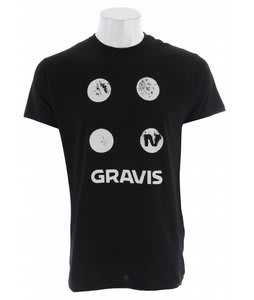 Gravis IV 4 Dot Fitted T-Shirt