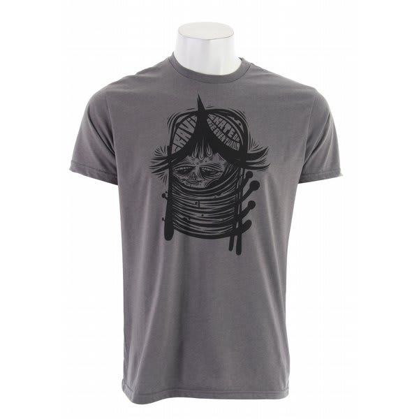 Gravis IV TC Fitted T-Shirt