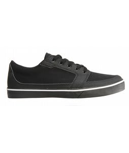 Gravis Lowdown Skate Shoes All Black