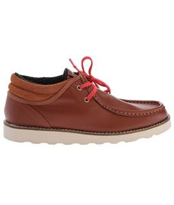 Gravis Mason Shoes Rustic Brown
