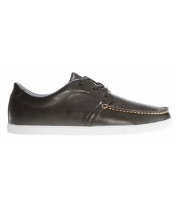 Gravis Skipper Shoes Black/White