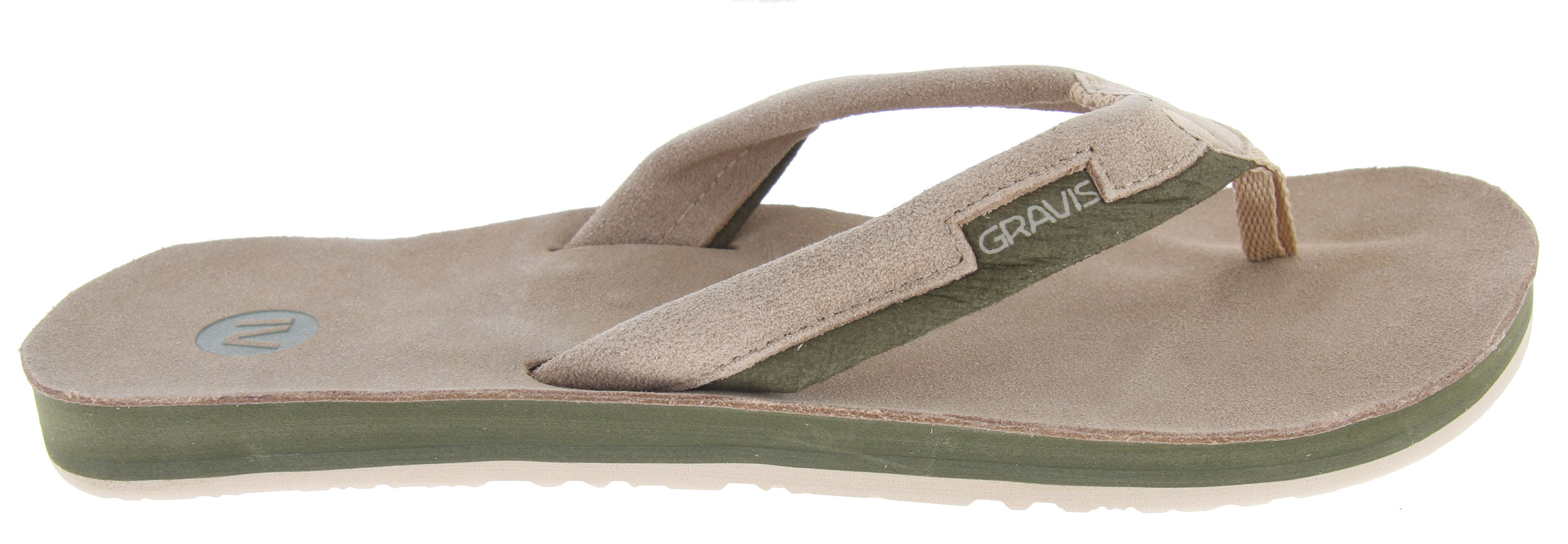 Shop for Gravis Slider Sandals Sand - Women's