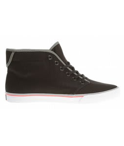 Gravis Slymz Mid Shoes Black