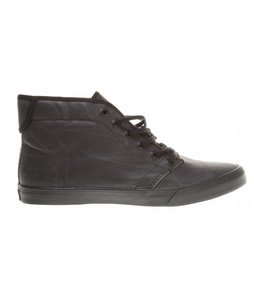Gravis Slymz Mid Wax Shoes Black